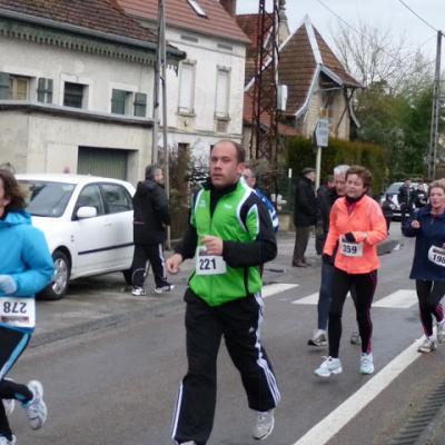 Boucles de Saône à Gray, le 17 mars 2013